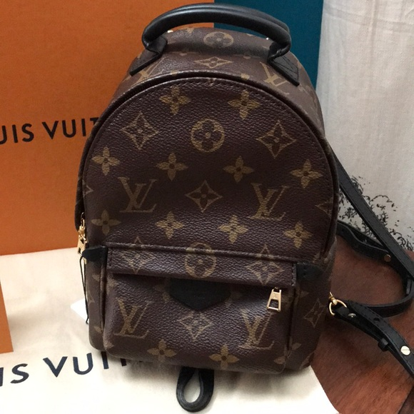 Louis Vuitton Handbags - Louis Vuitton 2018 Mini Palm Springs PRICE FIRM 4d023d70a0fe4
